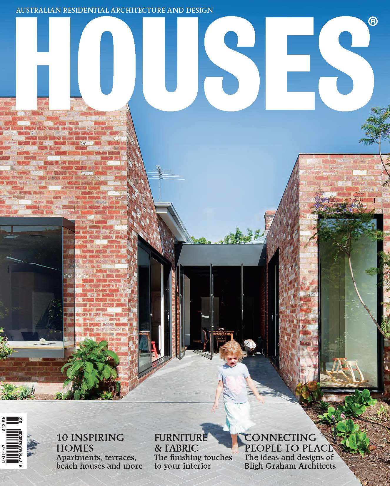 Doherty design studio for House designs magazine